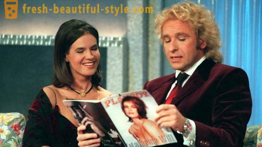 Playboy katarina 1988 witt Katarina Witt: