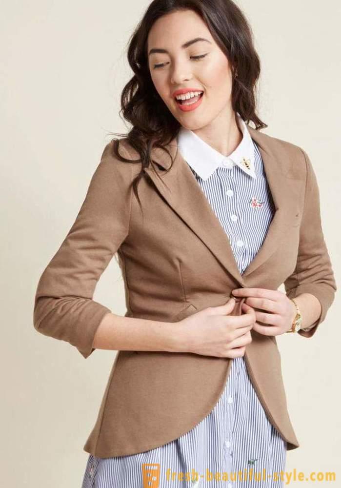 Jassen Vrouwen: Foto van stijlvolle modellen, hoe om te